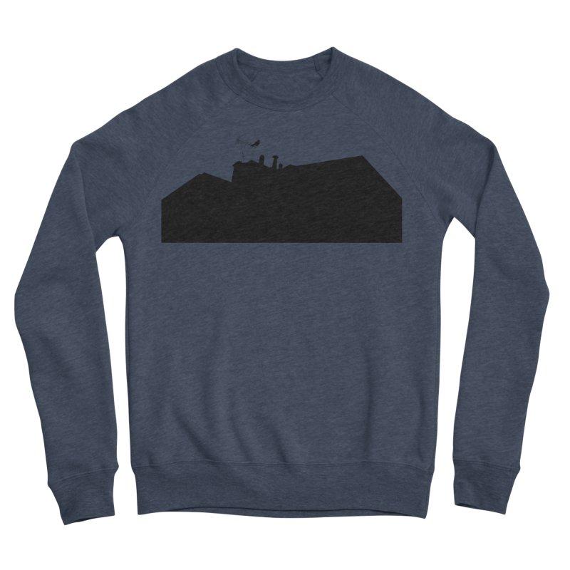 Solitary Women's Sponge Fleece Sweatshirt by I am a graphic designer