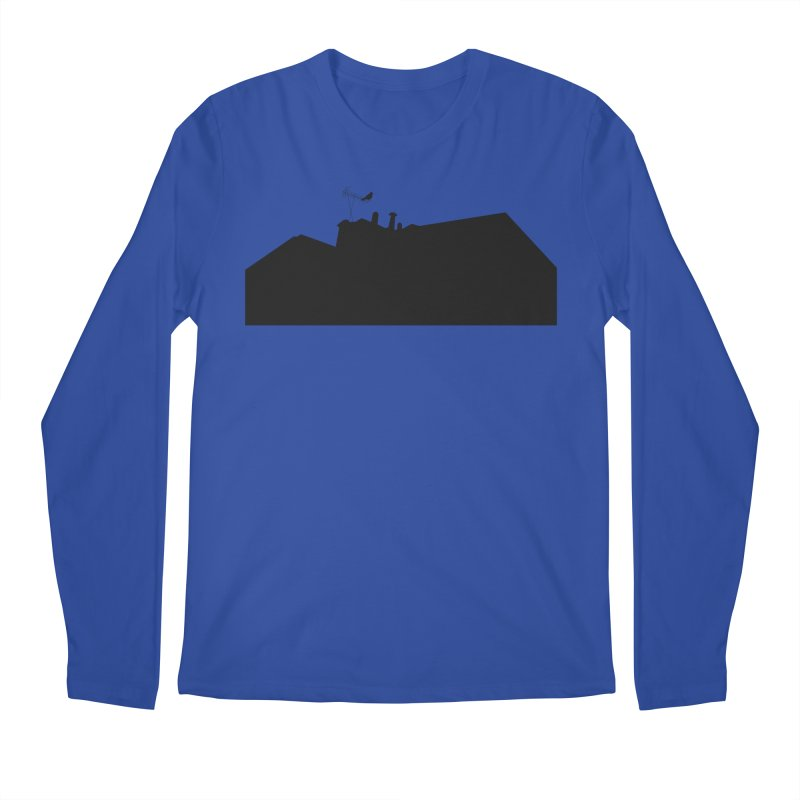 Solitary Men's Regular Longsleeve T-Shirt by I am a graphic designer