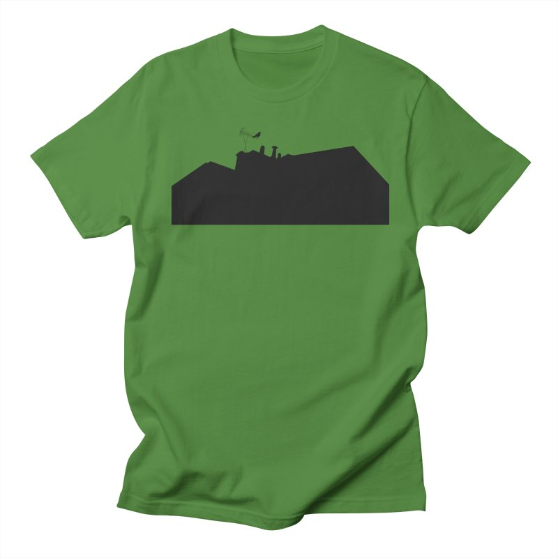 Solitary Men's Regular T-Shirt by I am a graphic designer