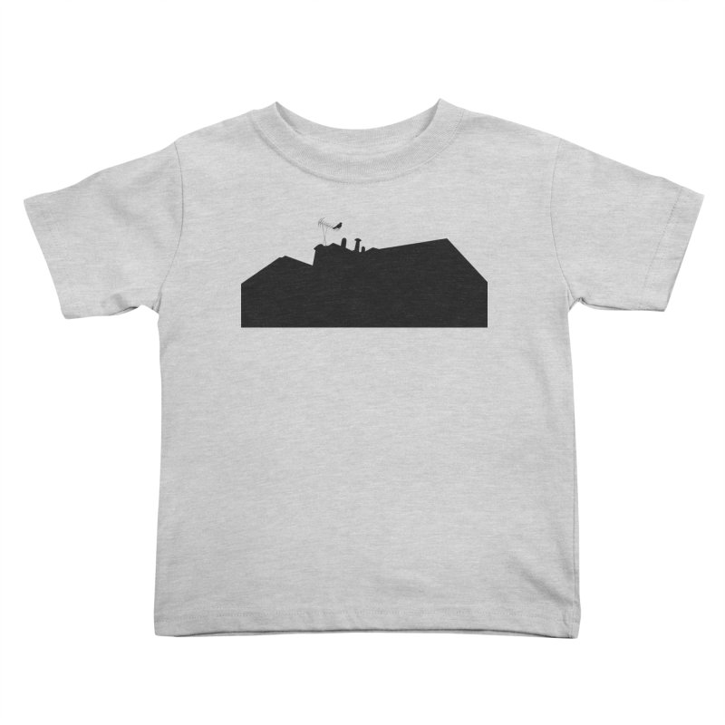 Solitary Kids Toddler T-Shirt by I am a graphic designer