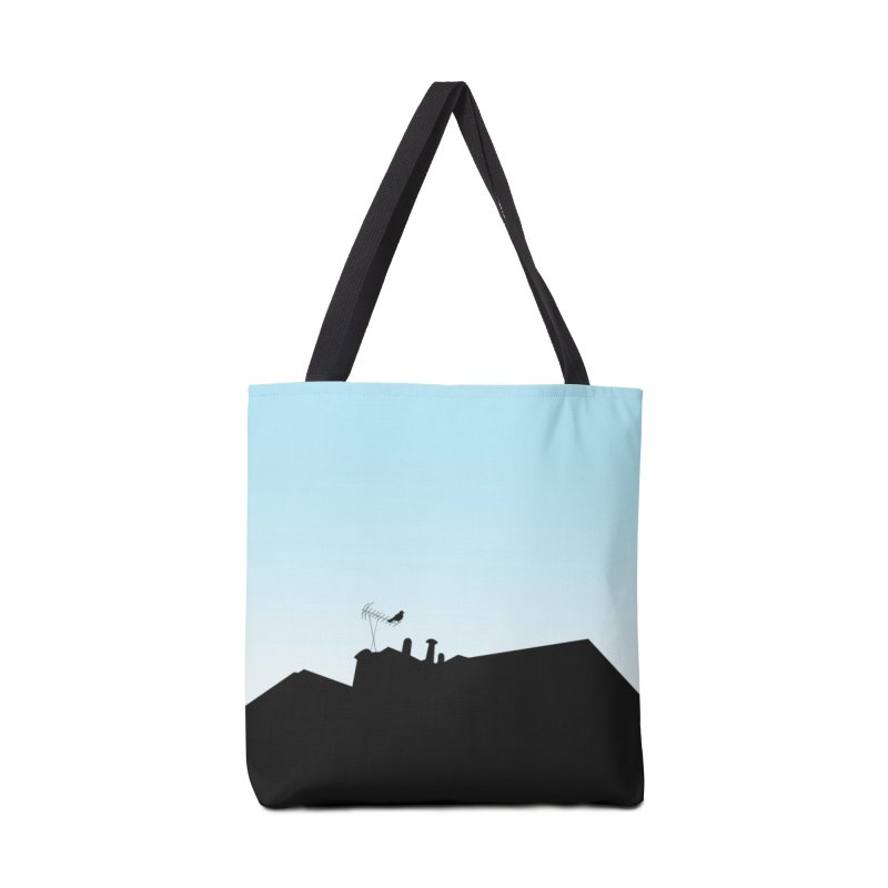 Solitary Accessories Tote Bag Bag by I am a graphic designer
