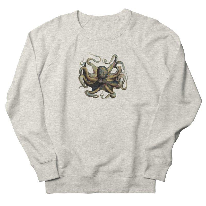 Octopus one Men's Sweatshirt by Iacobaeus's Artist Shop