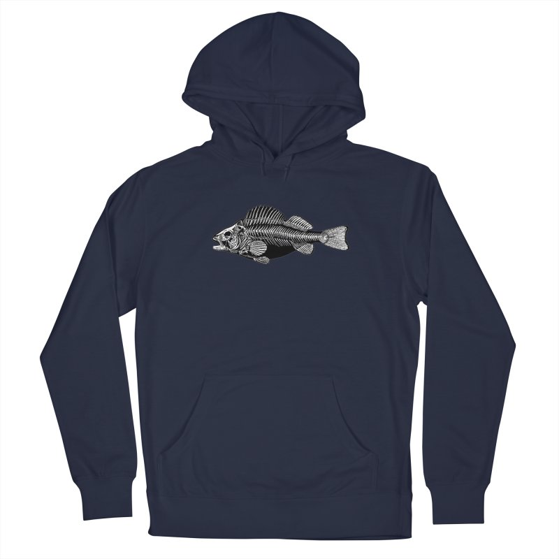 Fish. Dead fish. Women's Pullover Hoody by Iacobaeus's Artist Shop
