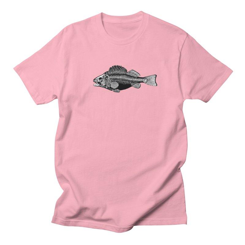 Fish. Dead fish. Men's T-Shirt by Iacobaeus's Artist Shop