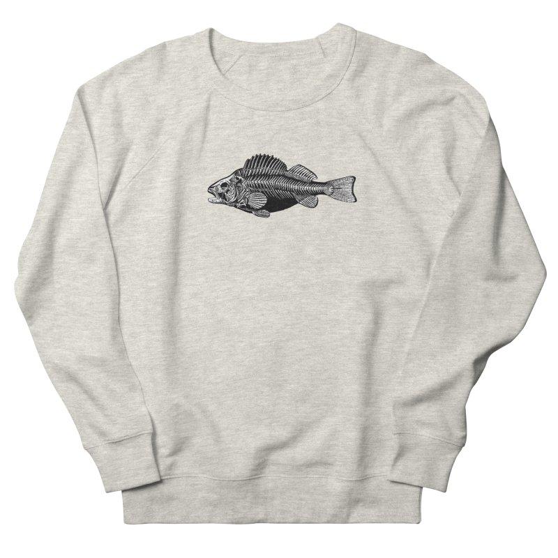 Fish. Dead fish. Men's Sweatshirt by Iacobaeus's Artist Shop
