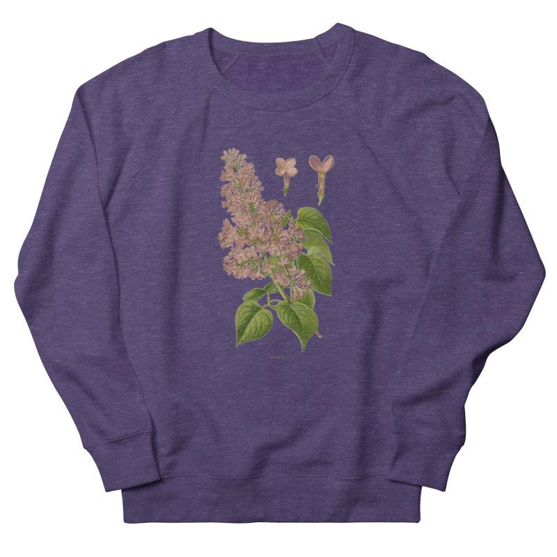 Lilac Men's Sweatshirt by Iacobaeus's Artist Shop