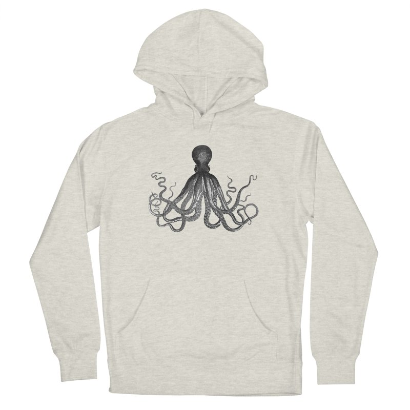 Octopus Two Women's Pullover Hoody by Iacobaeus's Artist Shop