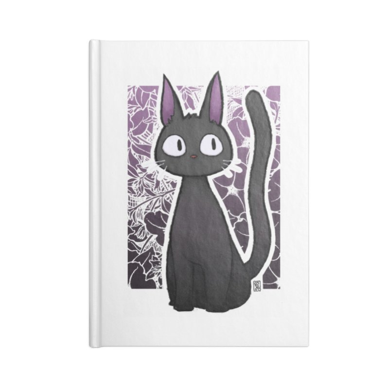 Jiji Accessories Lined Journal Notebook by Alecs' Shop