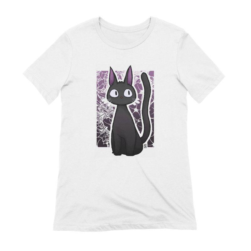 Jiji Women's Extra Soft T-Shirt by Alecs' Shop