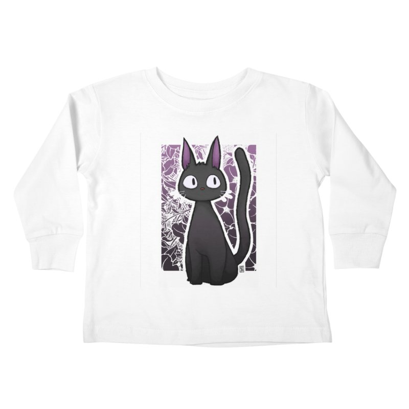 Jiji Kids Toddler Longsleeve T-Shirt by Alecs' Shop