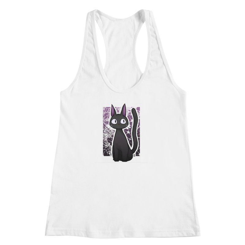 Jiji Women's Racerback Tank by Alecs' Shop
