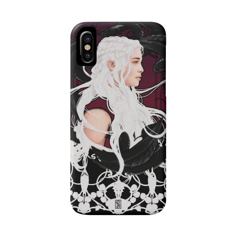 Daenerys Accessories Phone Case by Alecs' Shop