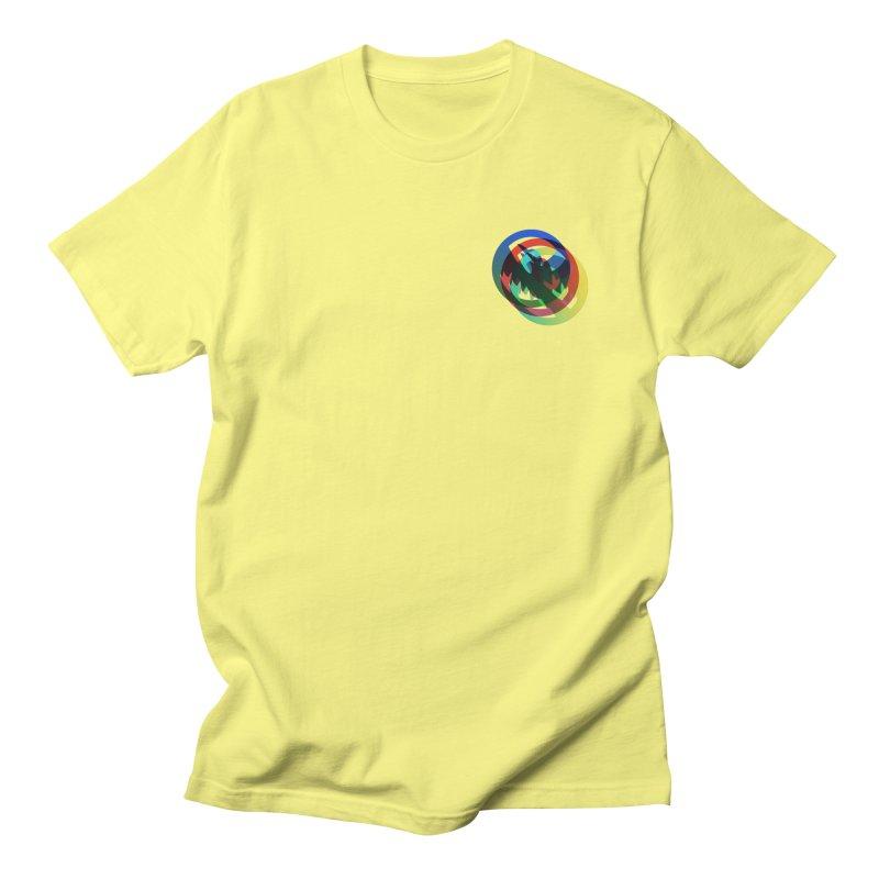 Modo Ego Sum  Liberum | one? trippy psychadeilc bird Women's T-Shirt by MarcusFartist | Art POD Factory