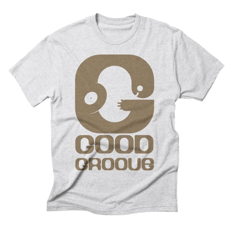 Good Groove Men's T-Shirt by PK store