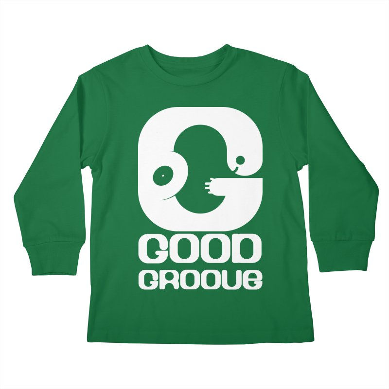 Good Groove Kids Longsleeve T-Shirt by PK store