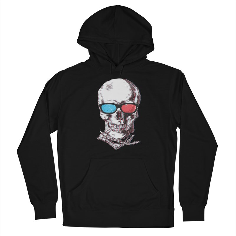3 Death Women's French Terry Pullover Hoody by IAmRobman