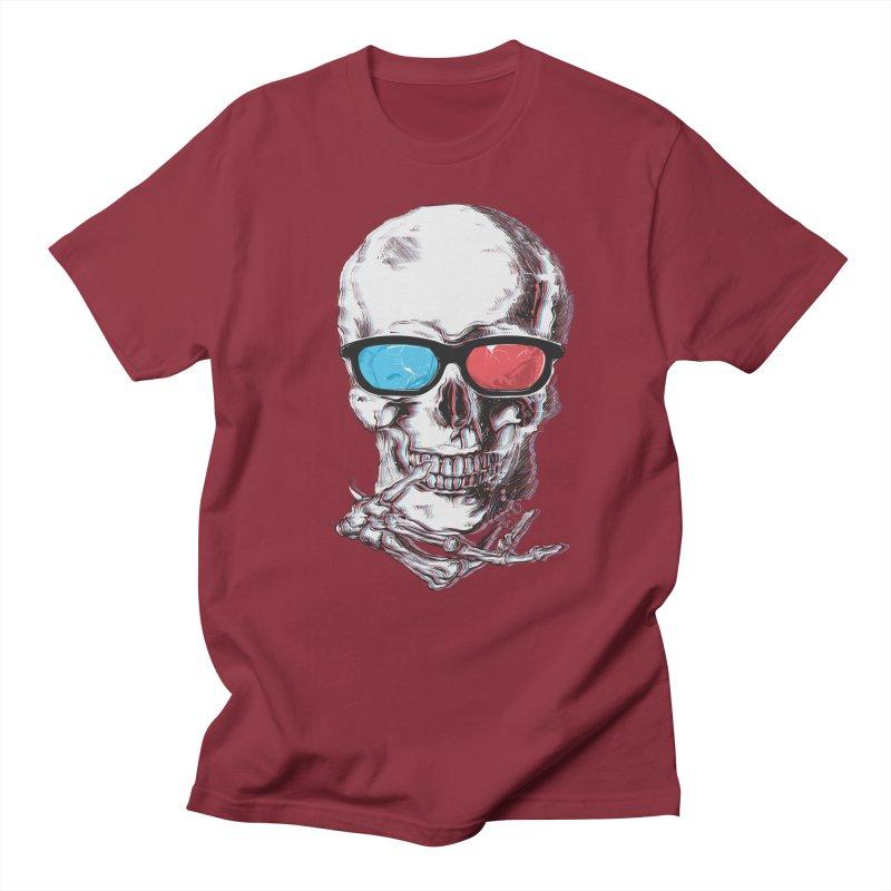 3 Death Men's Regular T-Shirt by IAmRobman