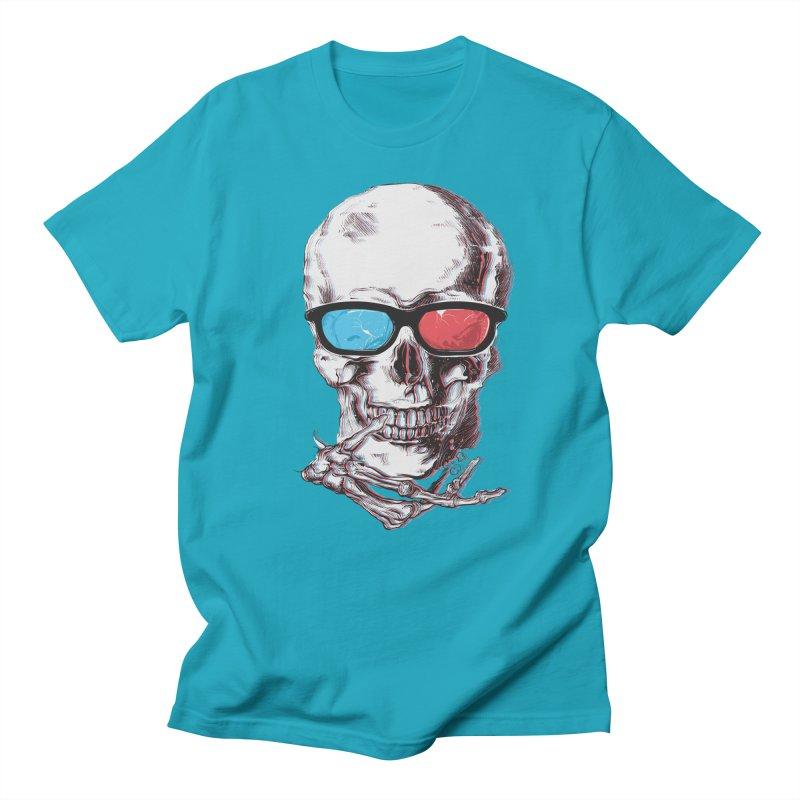3 Death Men's T-shirt by IAmRobman