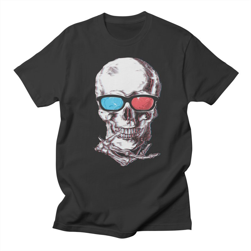 3 Death Men's T-Shirt by IAmRobman
