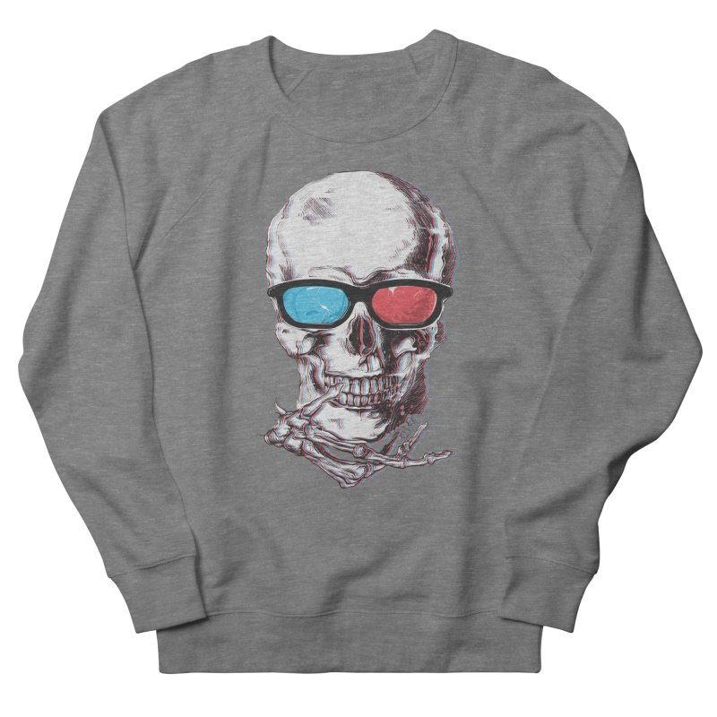3 Death Women's French Terry Sweatshirt by IAmRobman