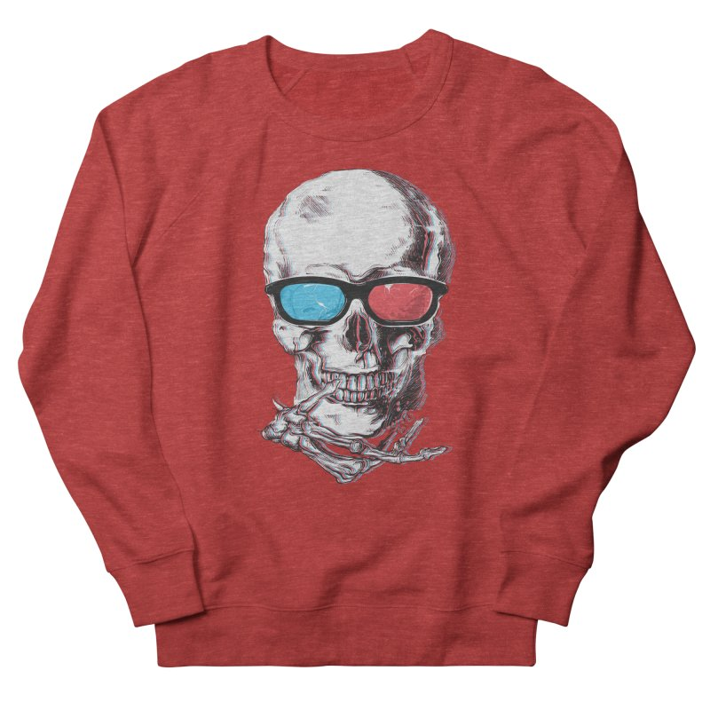 3 Death Women's French Terry Sweatshirt by IAmRobman