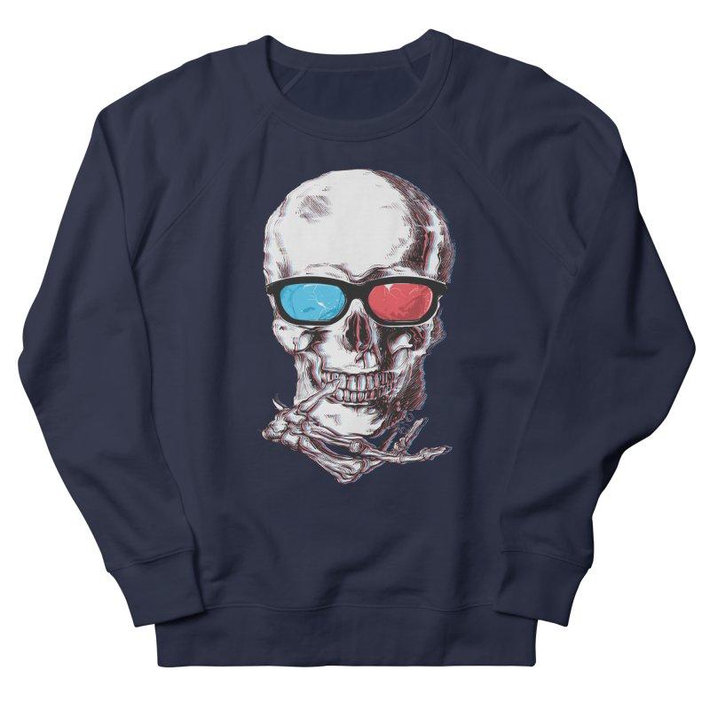 3 Death Men's French Terry Sweatshirt by IAmRobman