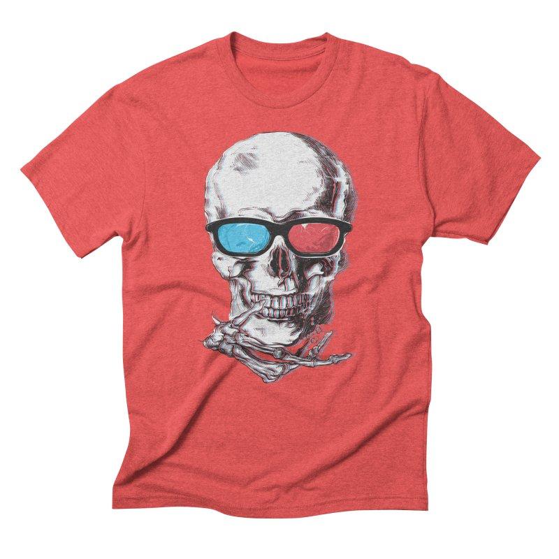 3 Death Men's Triblend T-Shirt by IAmRobman