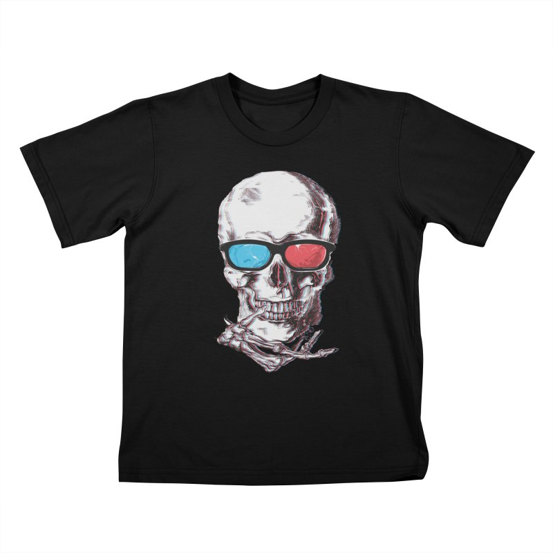 3 Death Kids T-Shirt by IAmRobman