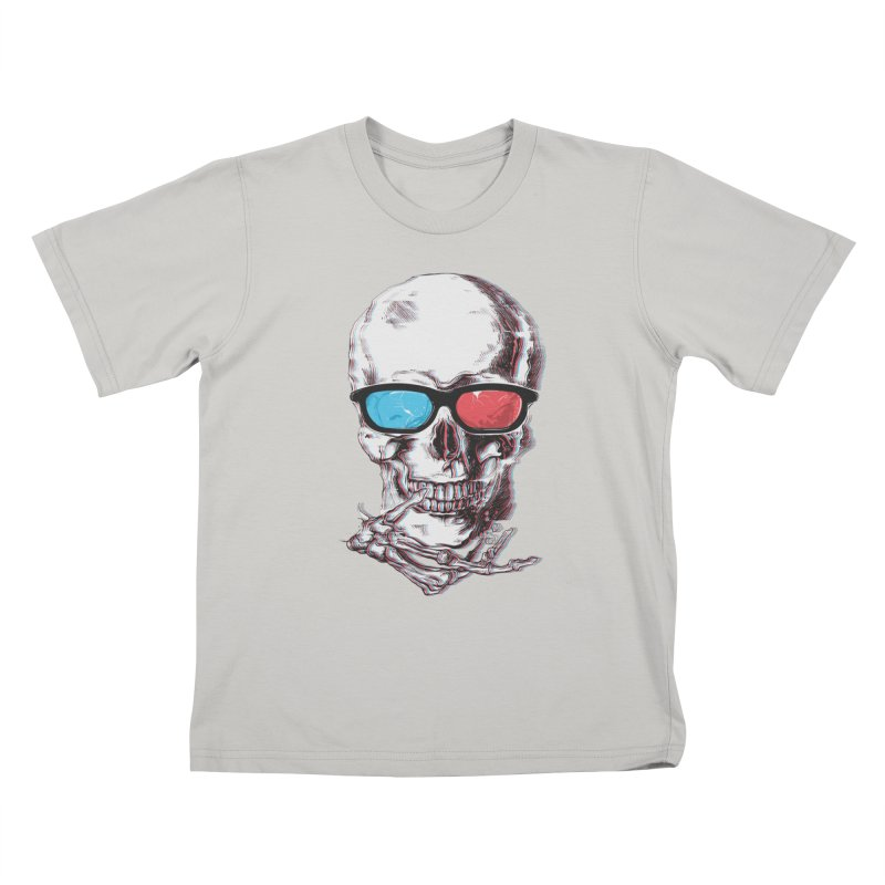 3 Death Kids T-shirt by IAmRobman