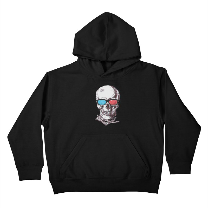 3 Death Kids Pullover Hoody by IAmRobman