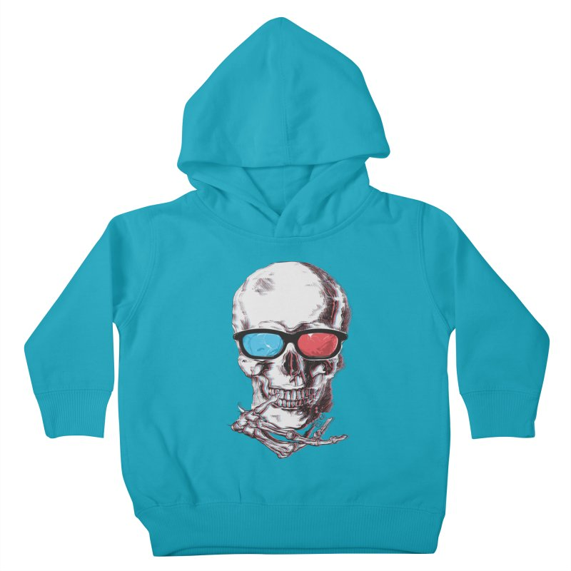 3 Death Kids Toddler Pullover Hoody by IAmRobman