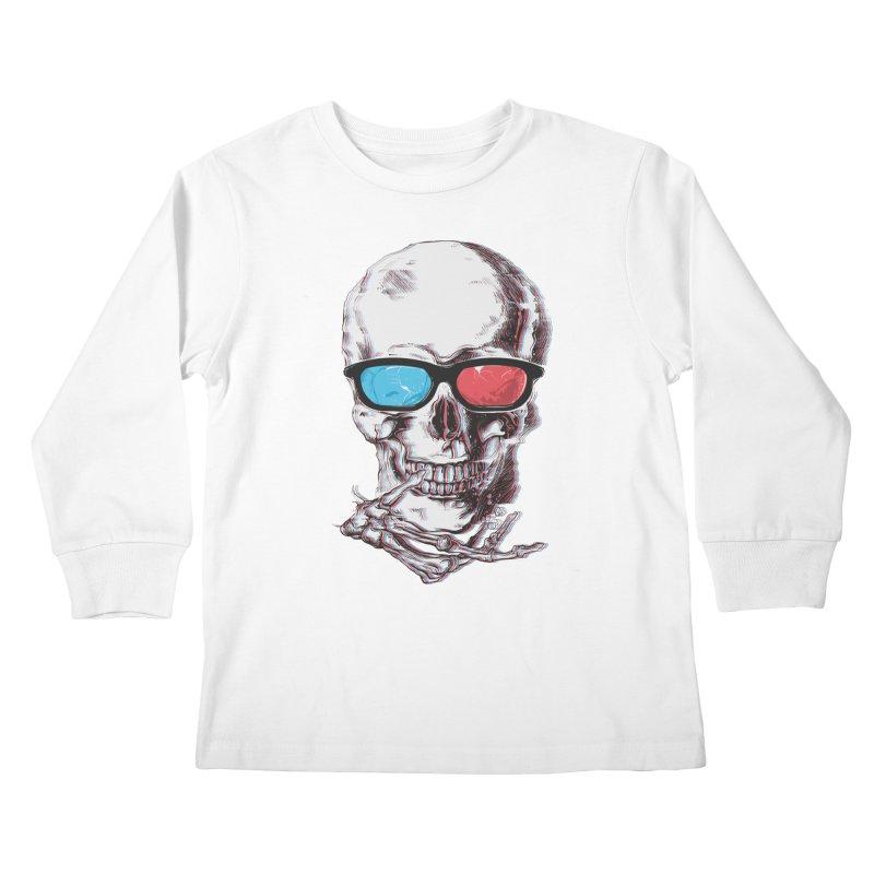3 Death Kids Longsleeve T-Shirt by IAmRobman