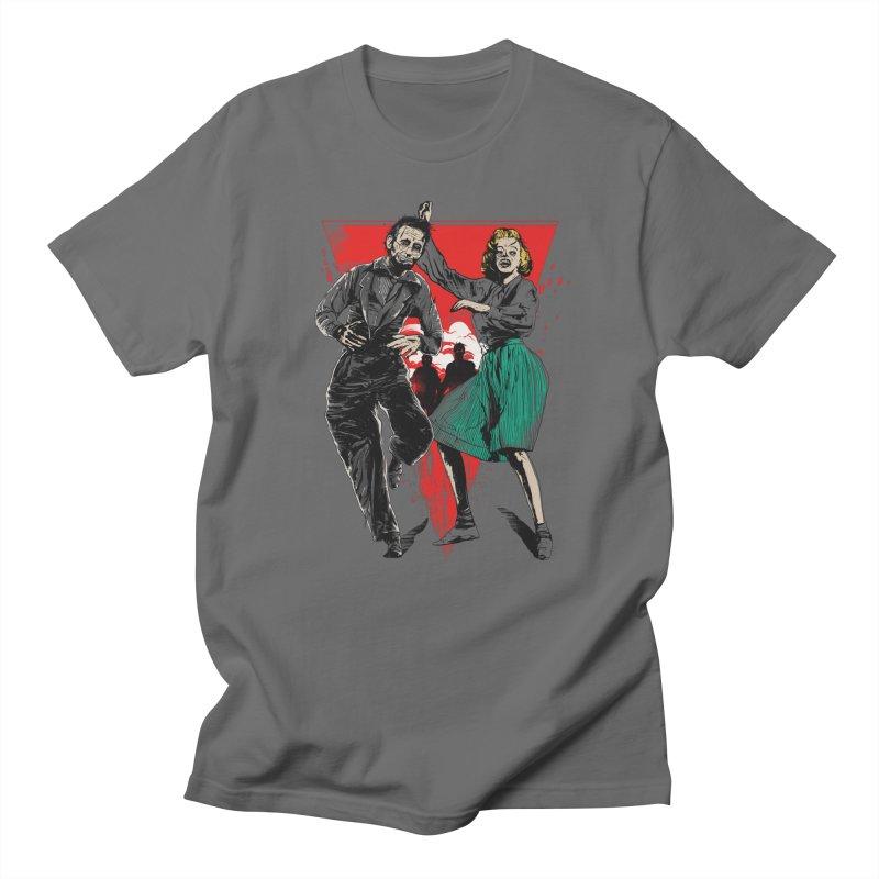 Dancing Zombies! Men's T-Shirt by IAmRobman