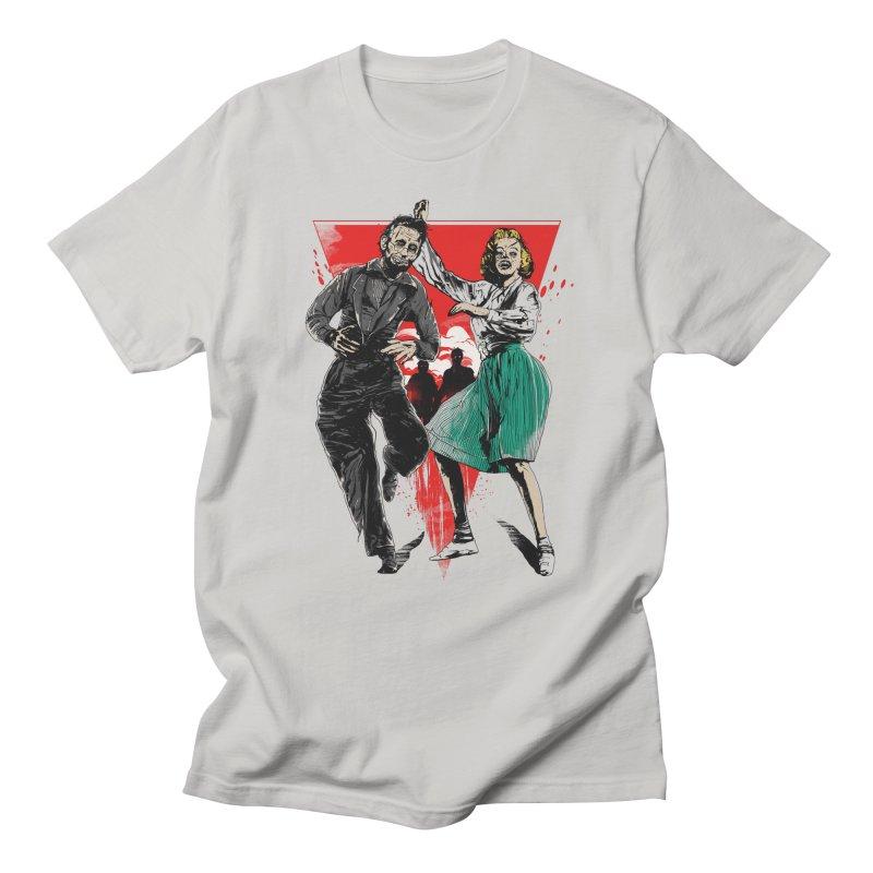 Dancing Zombies! Men's Regular T-Shirt by IAmRobman