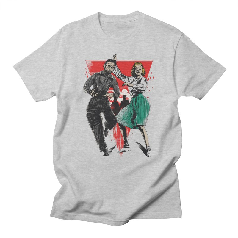 Dancing Zombies! Men's T-Shirt by IAmRobman