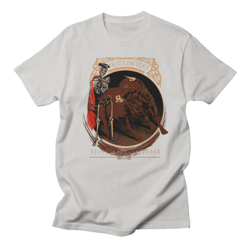 Death in the Afternoon Men's T-Shirt by IAmRobman