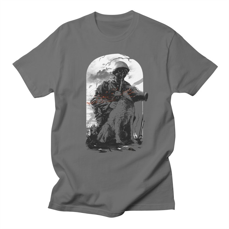 Dogs of War Men's T-shirt by IAmRobman