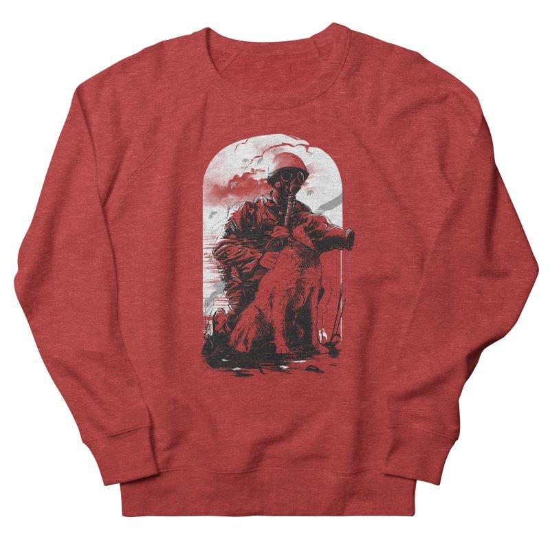 Dogs of War Women's French Terry Sweatshirt by IAmRobman