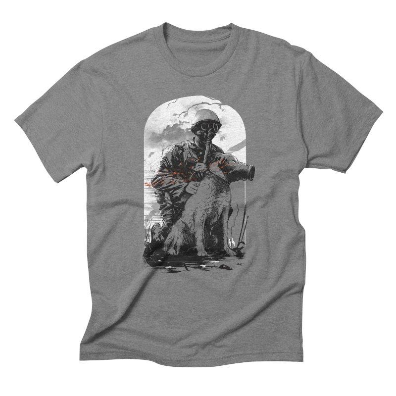 Dogs of War Men's Triblend T-Shirt by IAmRobman