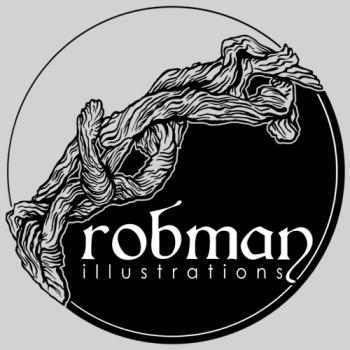 IAmRobman Logo