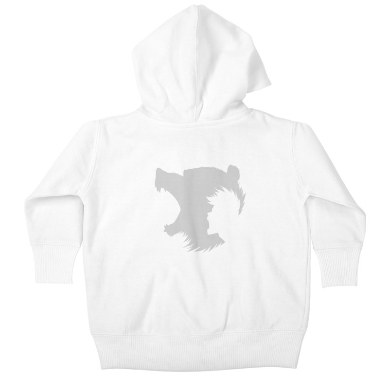 Passive Aggressive Kids Baby Zip-Up Hoody by Designs By Randolph Williams