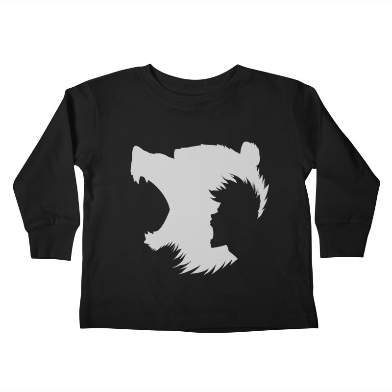 Passive Aggressive Kids Toddler Longsleeve T-Shirt by Designs By Randolph Williams
