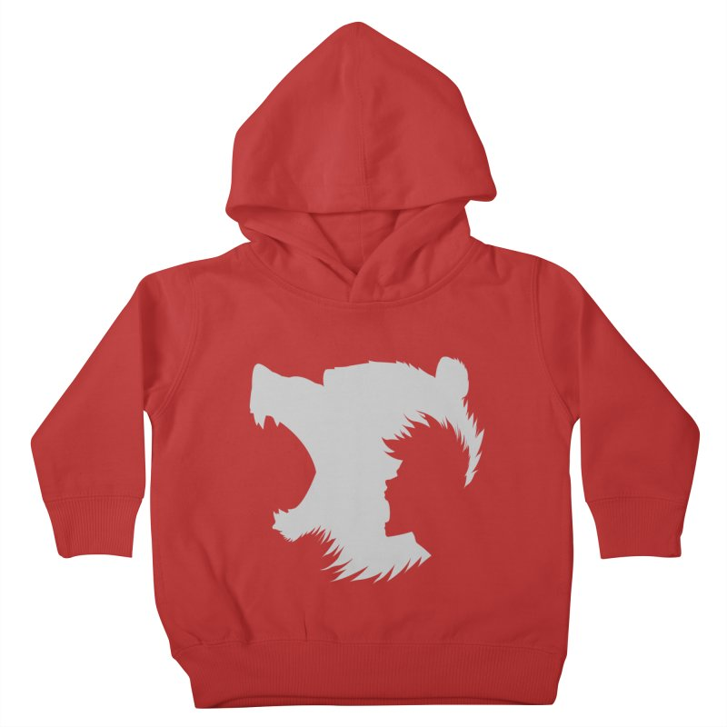 Passive Aggressive Kids Toddler Pullover Hoody by Designs By Randolph Williams