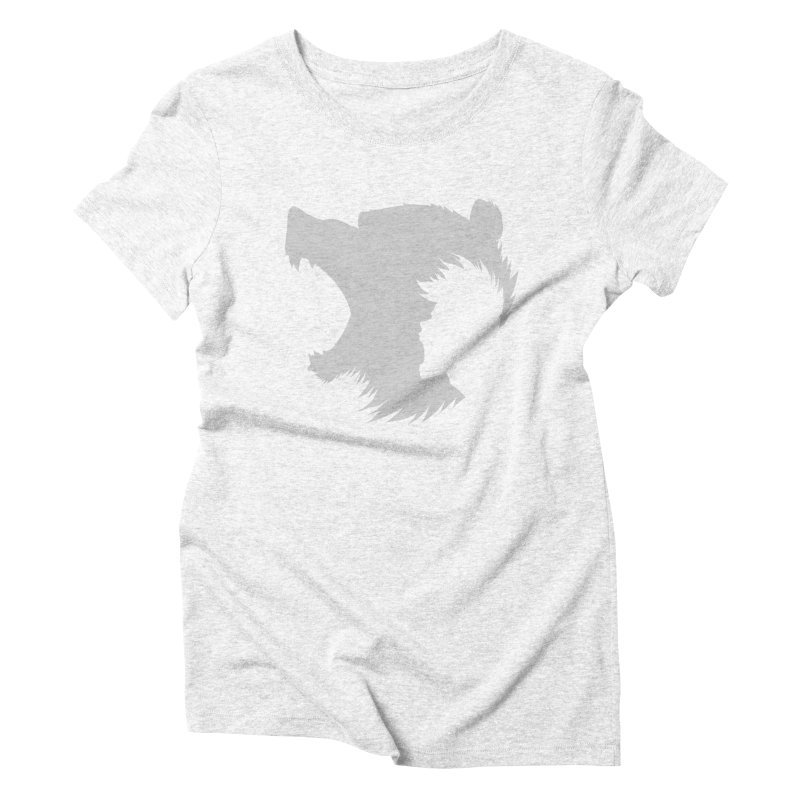 Passive Aggressive Women's Triblend T-shirt by Designs By Randolph Williams