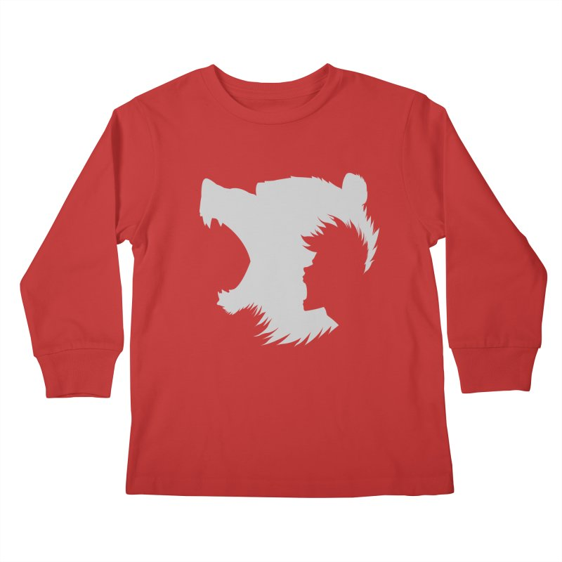 Passive Aggressive Kids Longsleeve T-Shirt by Designs By Randolph Williams