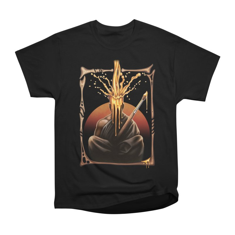AKASHA Men's T-Shirt by STEGOSAURUS