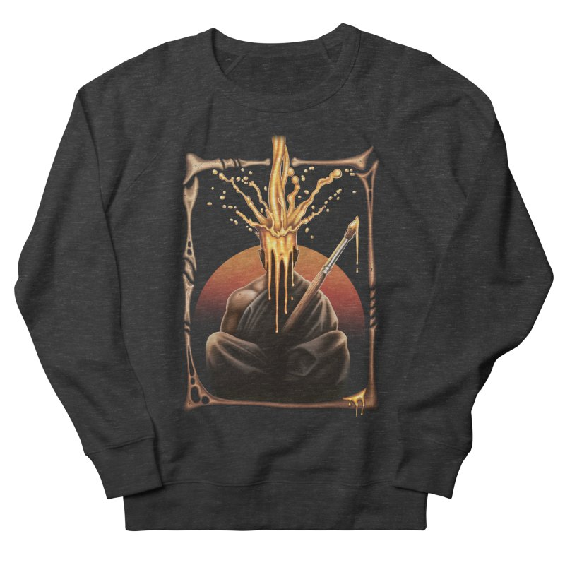 AKASHA Women's Sweatshirt by STEGOSAURUS