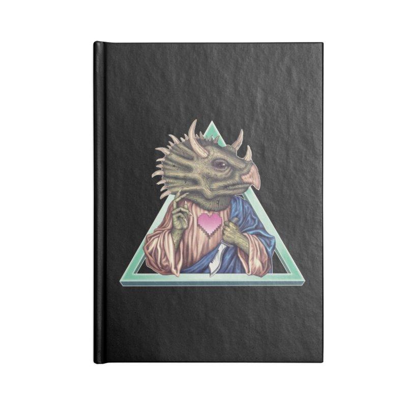 DINOSAVIOUR Accessories Notebook by STEGOSAURUS