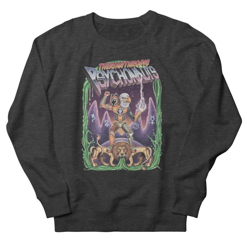 THERIANTHROPIC PSYCHONAUTS Women's Sweatshirt by STEGOSAURUS
