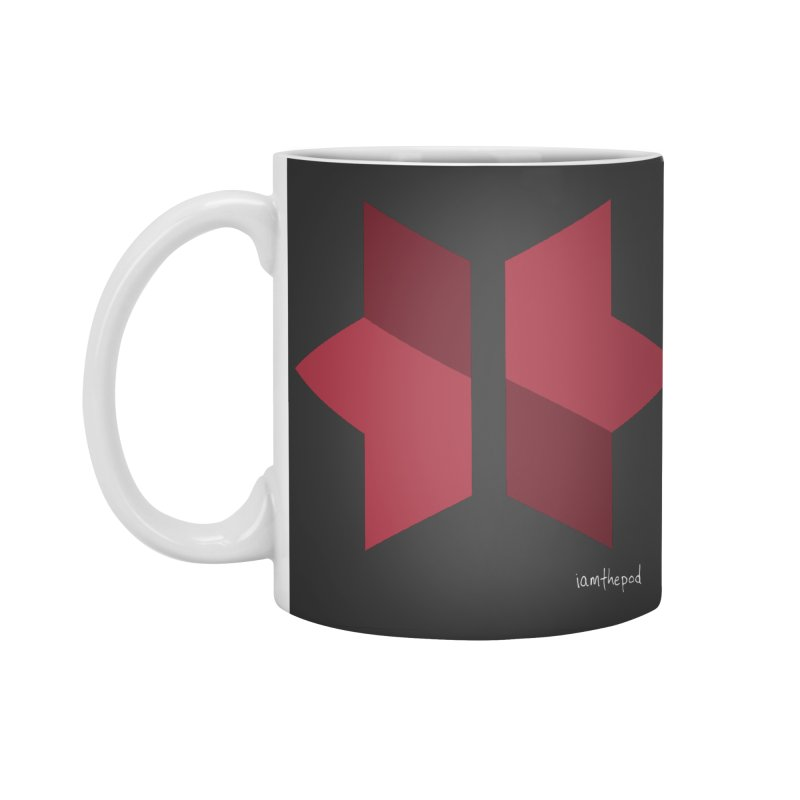 The Star Divided Accessories Mug by iamthepod's Artist Shop